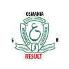OSMANIA : B.E All Years All Semesters Mains and Supple Exam Results - April-May 2014